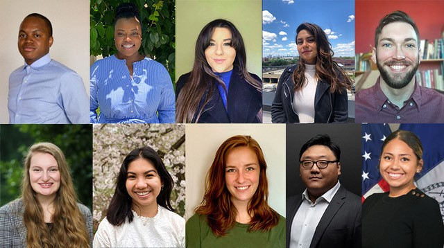 2018-2019 Solomon Fellows