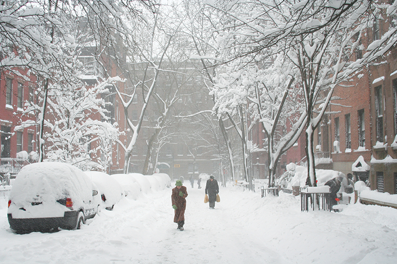 Plan for Hazards - Winter Weather - NYCEM