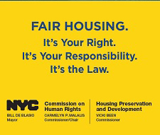 Fair Housing. It's your right. It's your responsibility. It's the law.