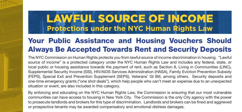 Do you receive housing assistance?