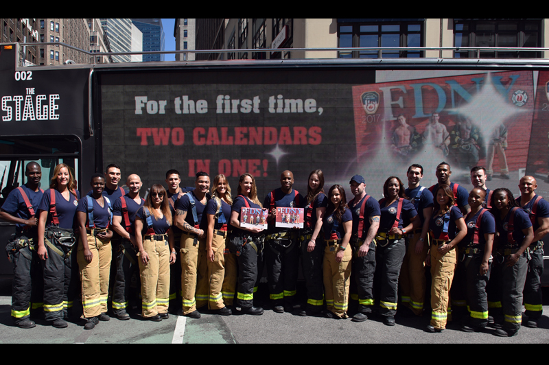 FDNY and FDNY Foundation Launch First-Of-Its-Kind FDNY Calendar of Heroes