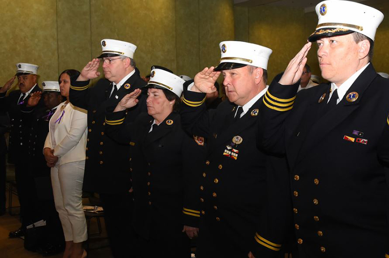 FDNY Honors More than 200 Employees Celebrating Service Milestones
