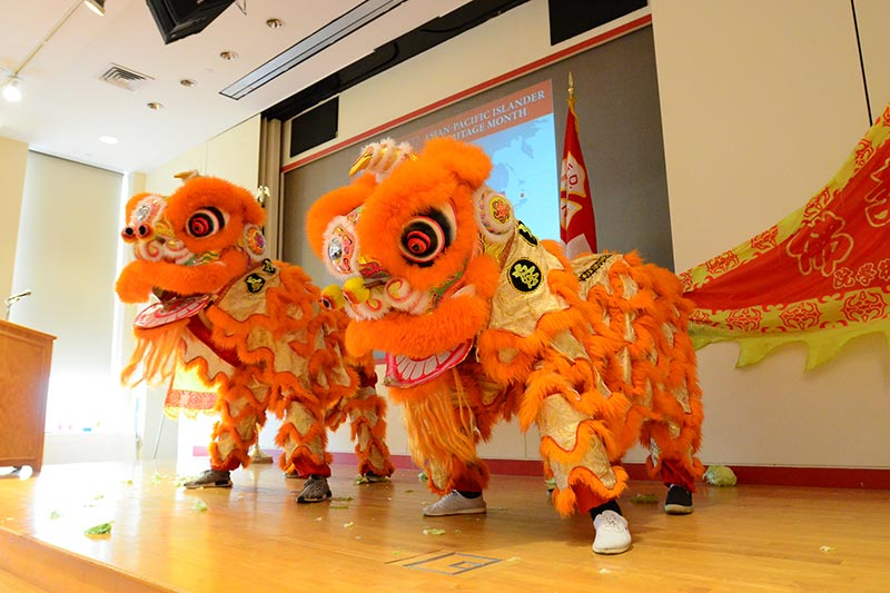 Asian-Pacific Islander Heritage Month at FDNY Headquarters