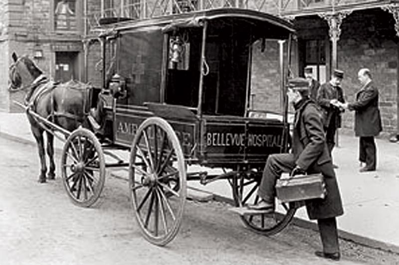 early ems apparatus