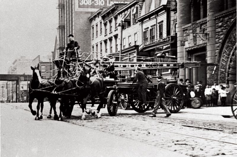 early fire apparatus