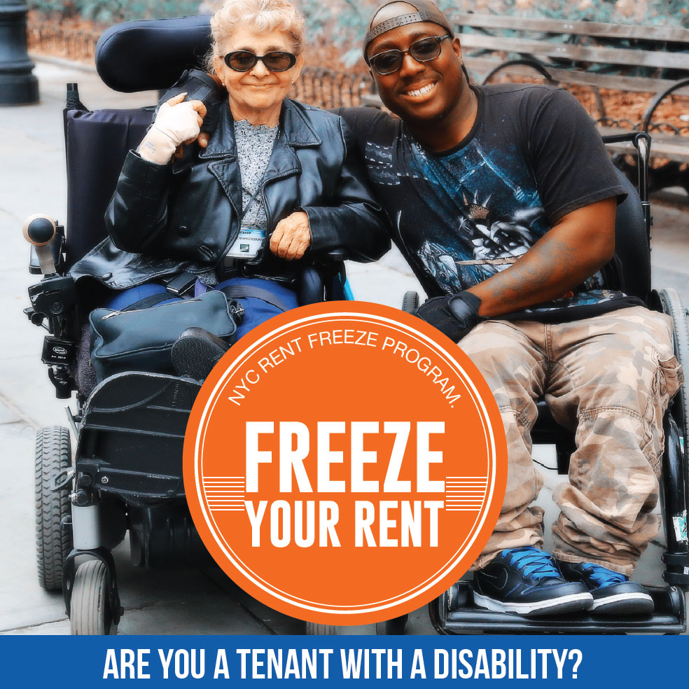 Freeze Your Rent