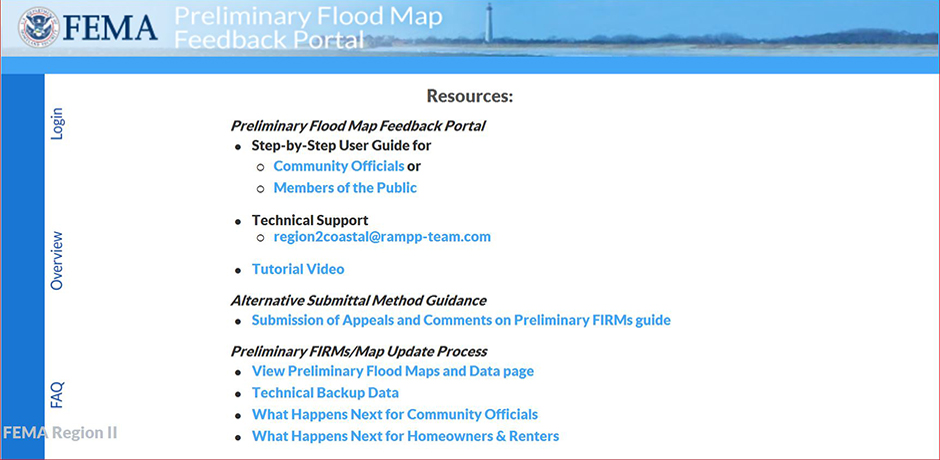 Flood Maps - Nyc city map portal