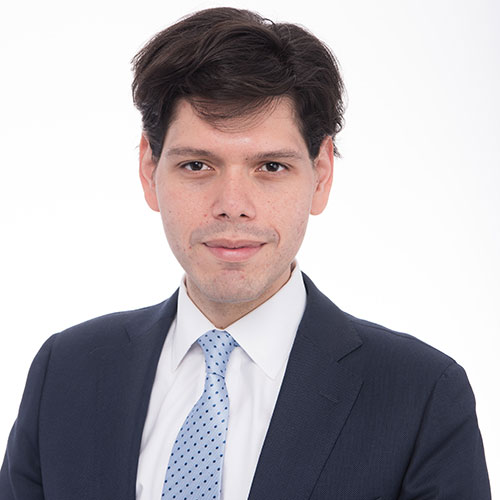 Jorge Luis Paniagua Valle, Chief of Staff
