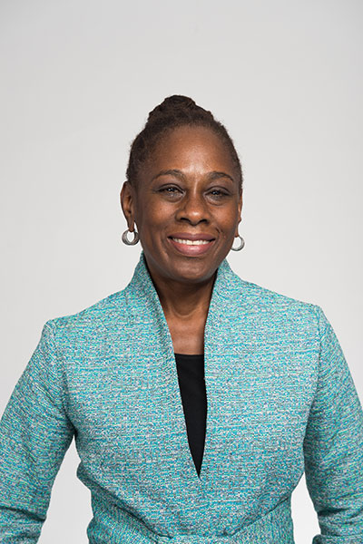 First Lady Chirlane McCray