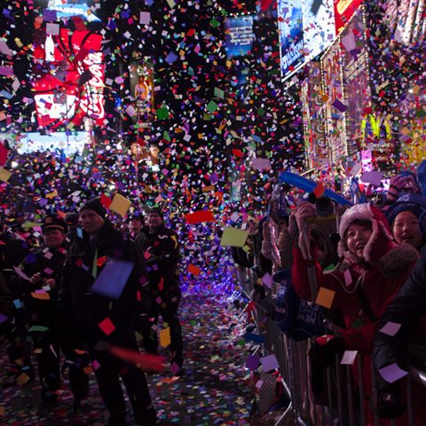 New Year's Eve in Times Square | Events | City of New York