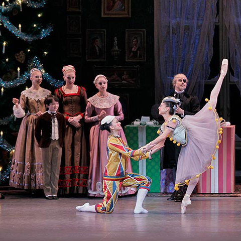 George Balanchine S The Nutcracker Events City Of New York