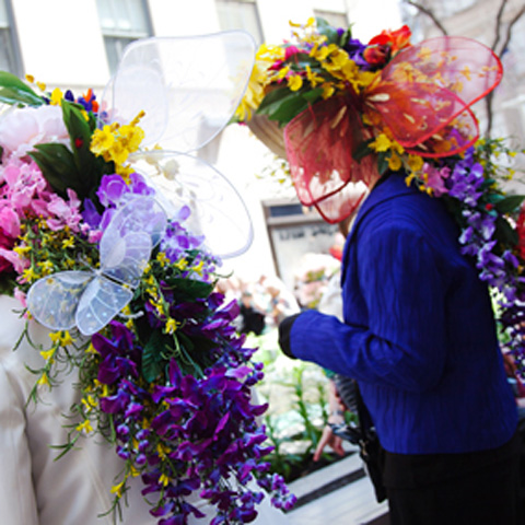 Easter Parade And Easter Bonnet Festival Events City