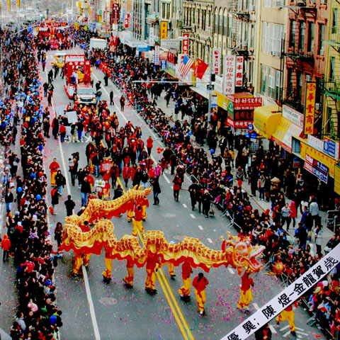 Chinatown lunar new year parade events city of new york for Chinese new years parade