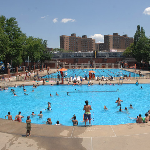 Nyc Outdoor Public Pools Events City Of New York