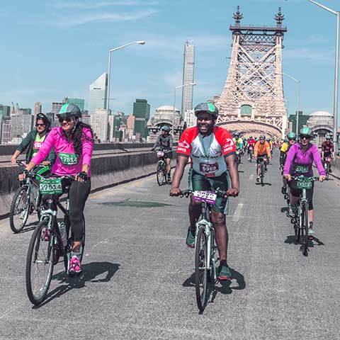 Registration Now Open Td Five Boro Bike Tour Events City Of New York