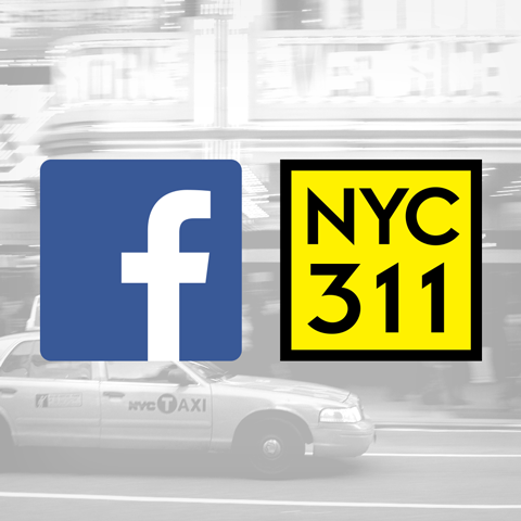 NYC 311 on Facebook