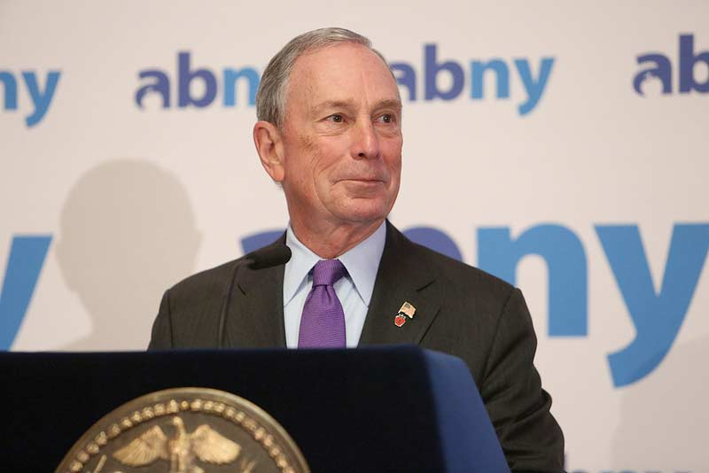 Mayor Bloomberg discusses the values that have shaped New York City and will guide its future