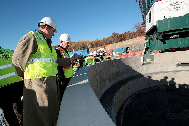 Repairs begin on Delaware Aqueduct, part of new efforts to bring clean drinking water to New Yorkers