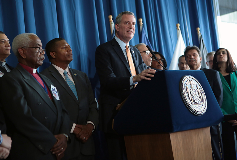 Next Week: de Blasio Administration To Announce Major Overhaul Of Sandy Recovery Efforts