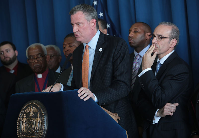 De Blasio Administration Releases Comprehensive Sandy Report, Announces Major Overhaul To Accelerate