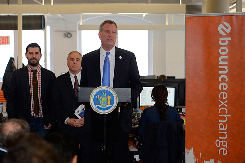 Transcript: Mayor de Blasio Delivers Remarks at Comptroller Dinapoli's Press Conference