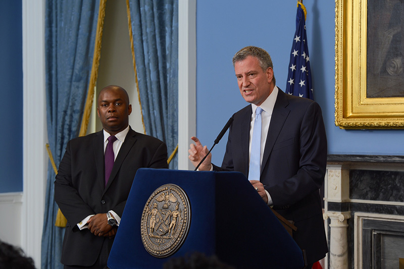 Mayor de Blasio Appoints Richard Buery As Deputy Mayor For Strategic Policy Initiatives, With Pre-K