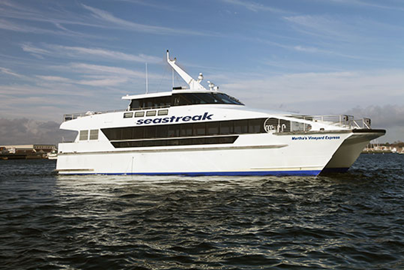 Mayor de Blasio Extends Rockaway Ferry Service