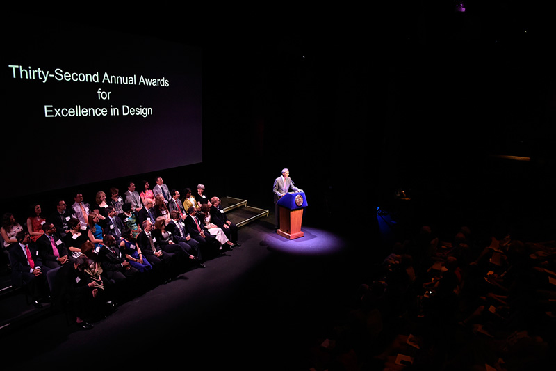 Mayor de Blasio Announces Winners of the 32nd Annual Awards for Excellence in Design