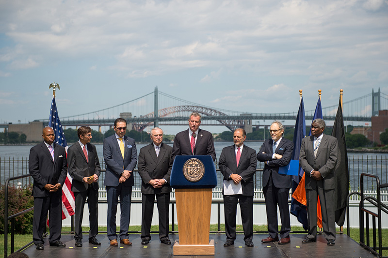 Mayor de Blasio Appoints Joseph Esposito as Commissioner, Office of Emergency Management
