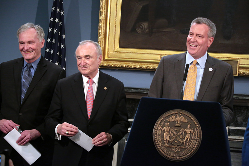 Transcript: Mayor de Blasio Appoints Heads of Key Criminal Justice Positions