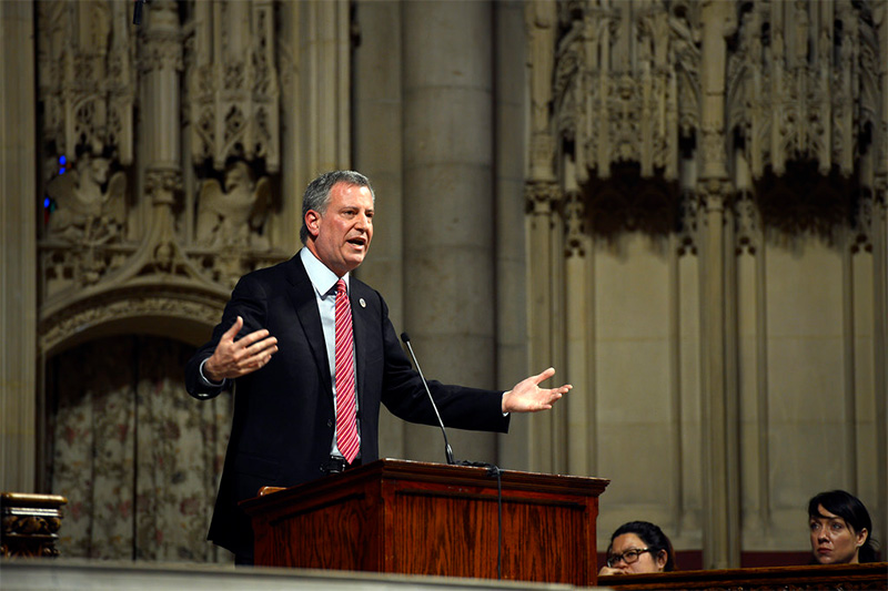 Reaching Every Child: Mayor de Blasio Lays Out Education Vision For New York City