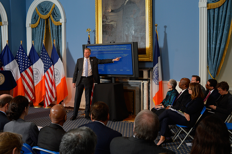 More Reactions to Mayor de Blasio's Executive Budget for Fiscal Year 2015