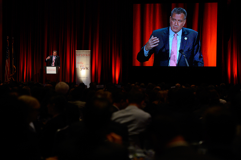 Transcript: Mayor Delivers Keynote Speech at New York State Association for Affordable Housing
