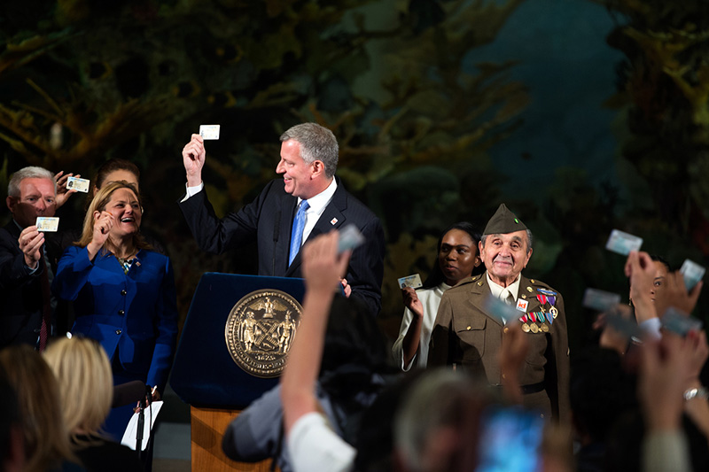 Six Months After Launch, Mayor de Blasio and Speaker Mark-Viverito Announce Over 400,000 New Yorkers