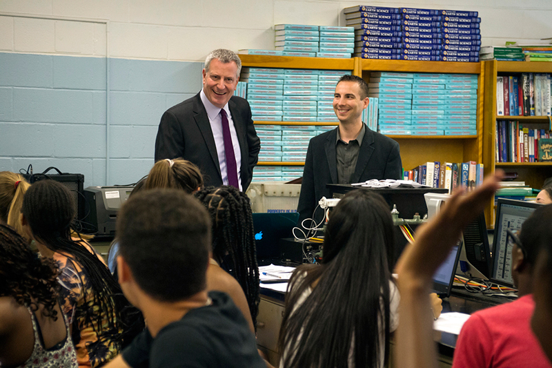 Transcript: Mayor de Blasio Announces 64 New Prose Schools Driving Innovation Across System
