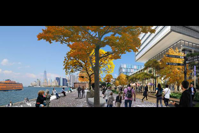 State of #OurCity: Transformation of Governors Island into a Year-Round Destination