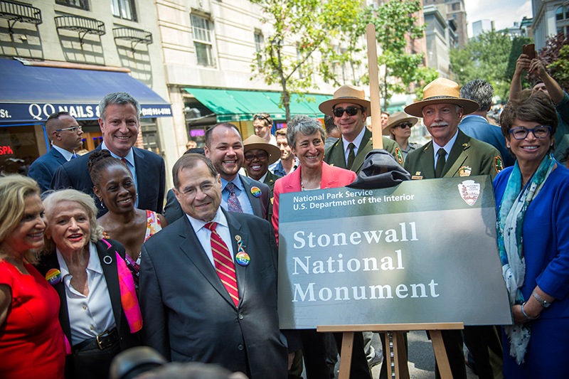 Statement from Mayor de Blasio on Designation of Stonewall Inn as First LGBT National Monument