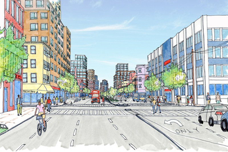 Mayor de Blasio Publishes Progress Report on Promised Commitments for East NY Neighborhood Plan