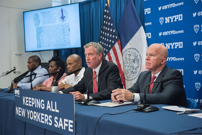 De Blasio Administration Announces Increased Security Measures for Upcoming J'Ouvert Celebration