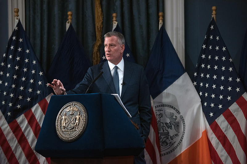 Fact Sheet: Mayor de Blasio Releases Preliminary Budget for Fiscal Year 2018