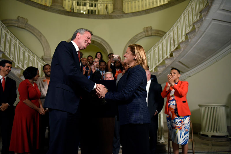 Mayor de Blasio, Speaker Mark-Viverito, and City Council Reach Early Agreement on FY2018 Budget