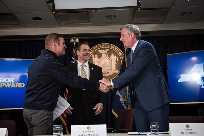 Mayor de Blasio Announces Amazon Selects Long Island City for New Corporate Headquarters
