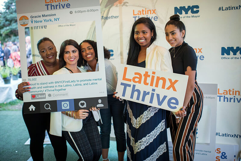 Latinx Thrive coalition will train 10,000 New Yorkers in Mental