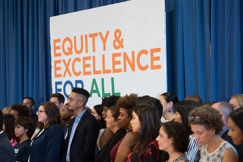 Mayor de Blasio and Chancellor Carranza Announce District 15 Middle School Diversity Plan