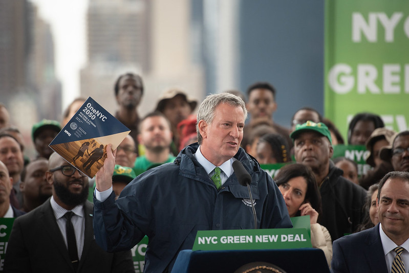Action on Global Warming: NYC's Green New Deal | City of New York