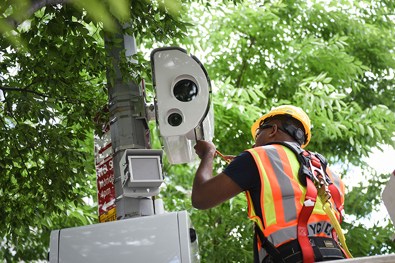 Vision Zero: Mayor Announces Rapid Expansion of Life-Saving Speed Camera Program as Stronger Law Tak