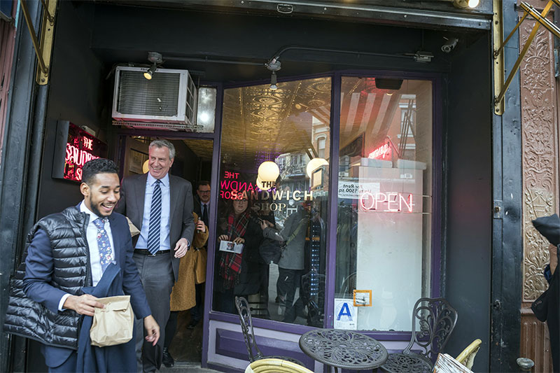 Fix It, Don't Fine It: City Expands Relief for Small Businesses