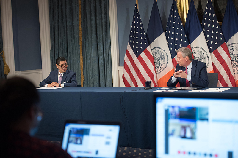 Mayor de Blasio and Chancellor Carranza Announce Summer Learning Plan