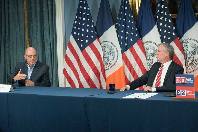Mayor de Blasio, Chancellor Carranza, and Labor Reach Agreement to Reopen New York City Schools