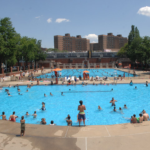 Free Outdoor Pools
